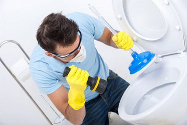 Toilet Inspection